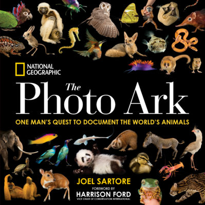 The Photo Ark Cover