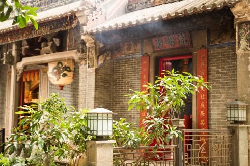 Jade Voice Palace Courtyard